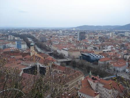 Schlossberg de Graz