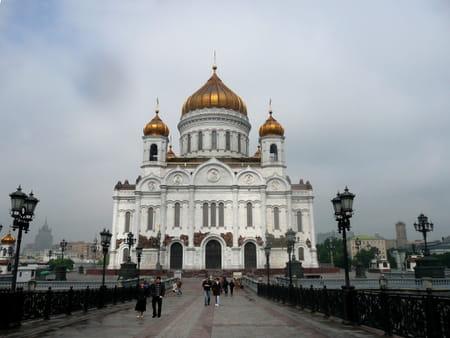 La cathédrale du Christ-Sauveur