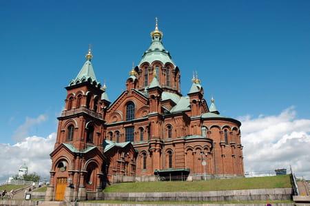 Cathédrale Ouspensky d'Helsinki