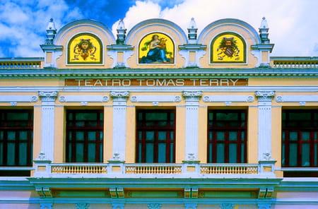 Le théâtre Tomás Terry