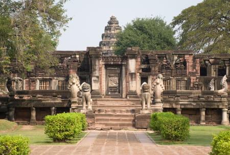 Le temple de Phimai