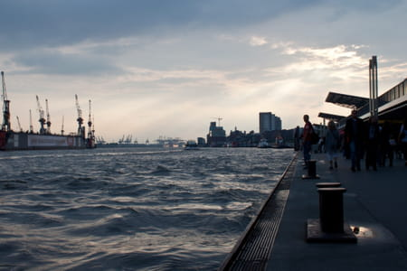 Port de Hambourg
