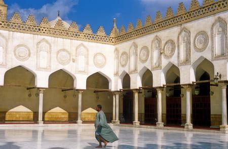 Mosquée Al-Azhar du Caire
