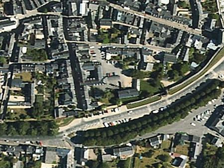 La Chapelle Saint-Jean et l'ancien hôpital