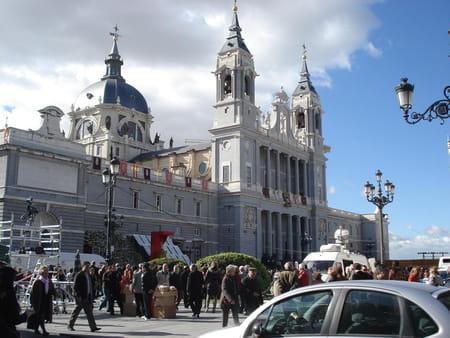 Cathédrale Nuestra Señora de la Almudena de Madrid