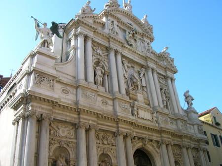 L'église Santa Maria del Giglio