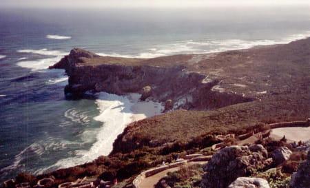 Les trois provinces du Cap