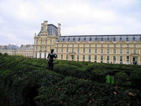 Le Jardin des Tuileries de Paris
