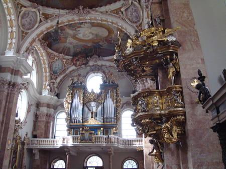 Le Hofkirche d'Innsbruck