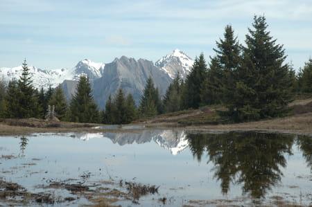 Le massif de la Vanoise