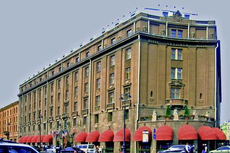 L'hôtel Astoria
