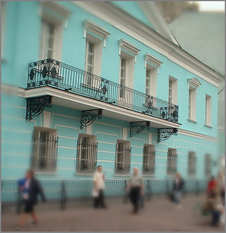 Musée-appartement de Pouchkine
