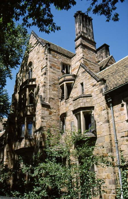 L'université de Yale
