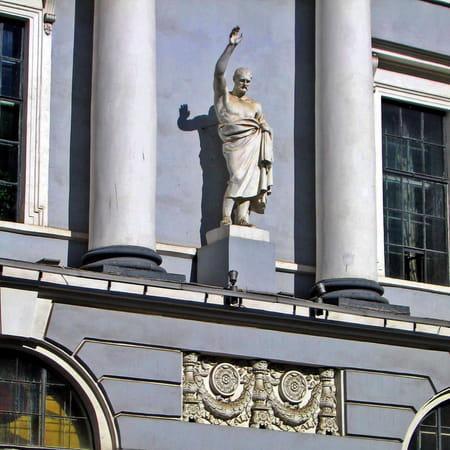 La Bibliothèque nationale de Russie