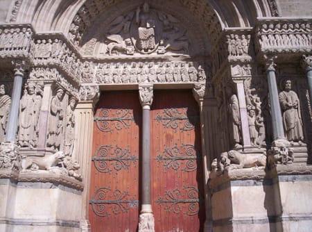 Église Saint-Trophime d'Arles