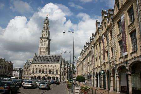Beffroi et Hôtel de Ville d'Arras
