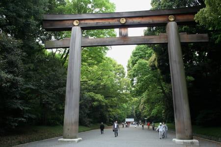 Le sanctuaire Meiji-jingu
