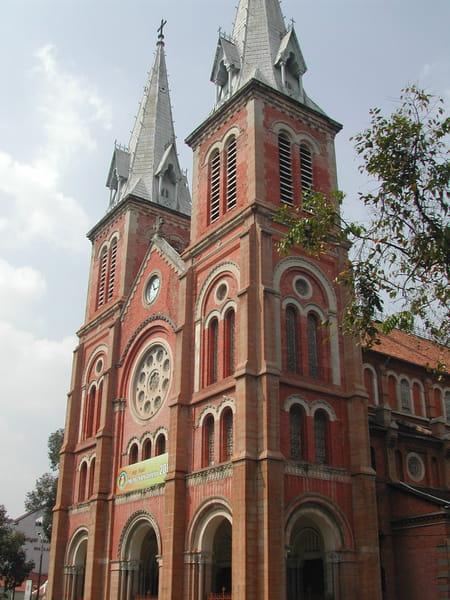 Cathédrale de Hô Chi Minh-Ville
