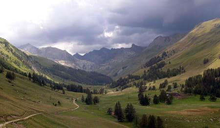 Alpes du Sud et frontière italienne