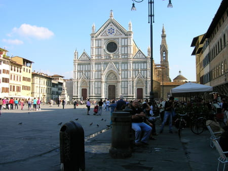 La place Santa Croce