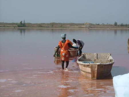 Saint Louis et le fleuve Sénégal