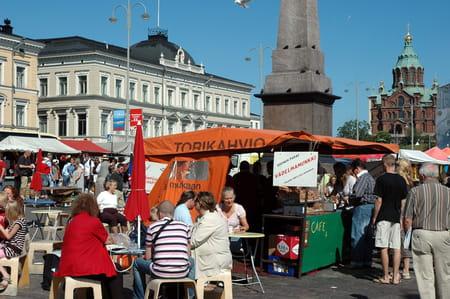 Marché couvert d'Helsinki