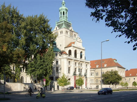 Musée National bavarois de Munich