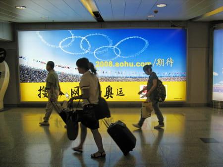 Capital international Airport de Pékin