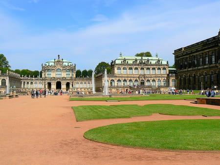 Zwinger de Dresde
