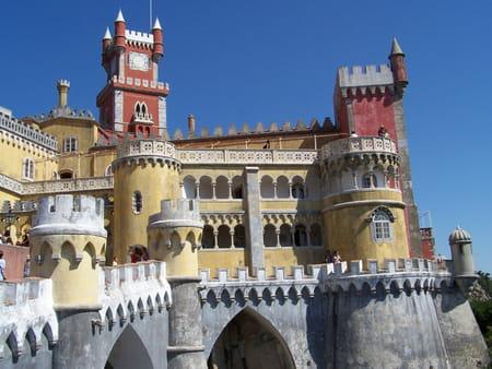 Palácio da Pena à Sintra