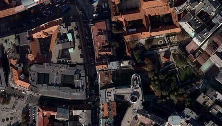Le palais Adria