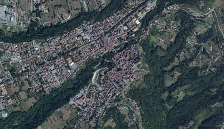 Le parc régional des Alpes Apuane
