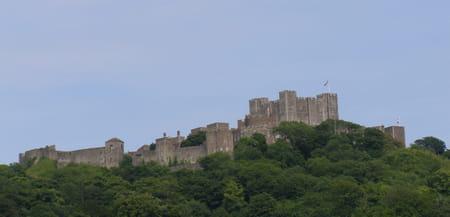 Le château de Douvres