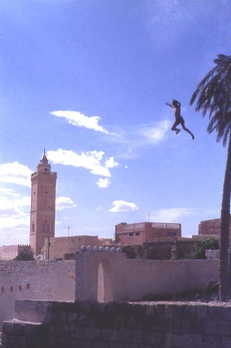 La grande mosquée de Gafsa