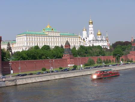 L'enceinte du Kremlin