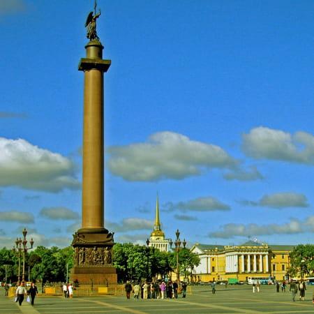 La colonne Alexandre