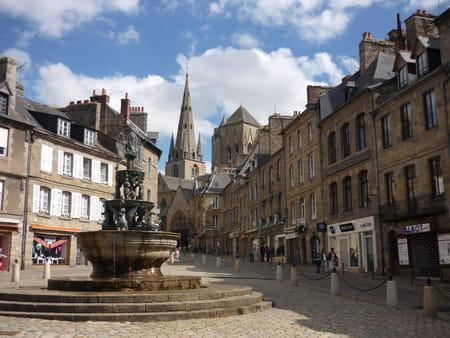 Place du Centre de Guingamp