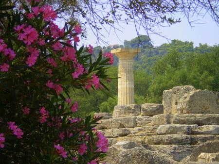 Olympieion d'Athènes