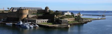 Le Château et le musée national de la Marine