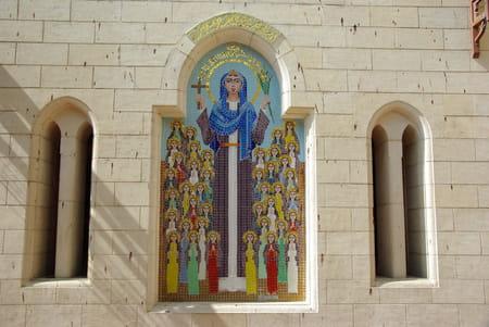 Église Suspendue du Caire
