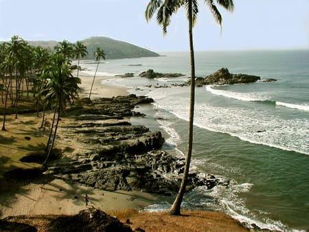 Goa et les stations balnéaires