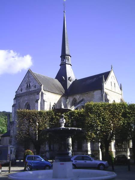 Eglise Saint-Sauveur des Andelys
