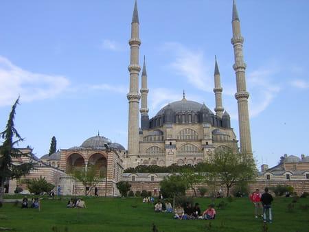 Mosquée d'Edirne