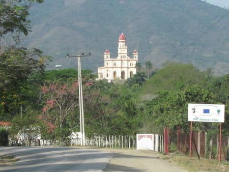 Basilique Notre-Dame Del Cobre de Santiago de Cuba