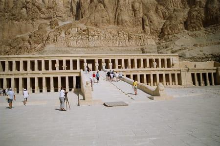 Le complexe funéraire Deir el-Bahari