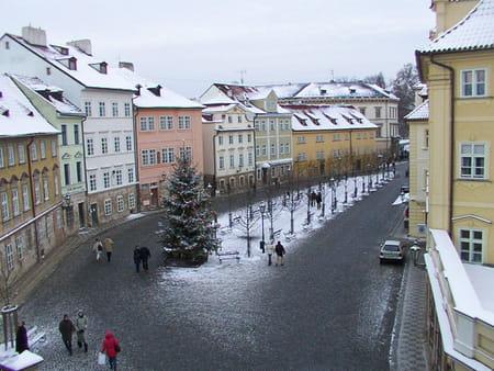 Bohème de l'Est de la République Tchèque