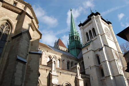 Cathédrale Saint-Pierre de Genève