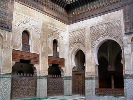 Médersa Bou Inania de Meknès