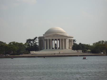 Le mémorial Jefferson