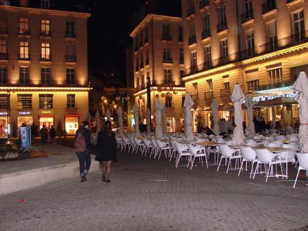 Place Royale à Nantes